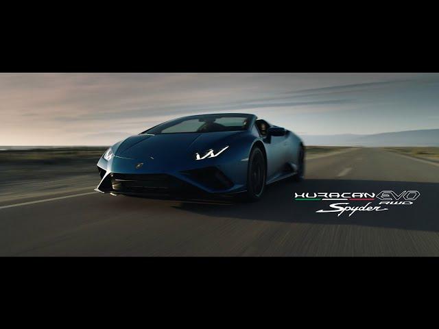 Image of Lamborghini Huracán Evo RWD Spyder