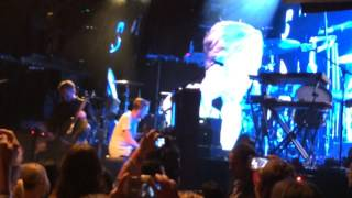 OneRepublic- Apologize~ Live in concert at Irving Plaza, NYC August 5, 2016