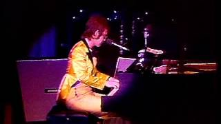 Elton John - Your Song (Live at the Santa Monica Civic Auditorium 1970)  HD