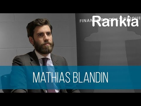 Entrevista a Mathias Blandin, Responsable del Desarrollo Comercial Ibérico La Financière de L'Echiquier. Nos habla de los sectores que ven con recorrido al alza, de las perspectivas para la renta fija y  de su criterio de selección de compañías.