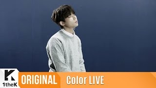 Color LIVE(컬러라이브):Jung Seung Hwan(정승환)'s Live that will warm up cold winter_ The fool(이바보야)