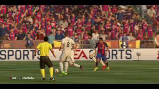 FIFA 17 Modric solo goal