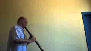 STRANGER ON THE SHORE- Bilh-Mellin- Solo de Clarineta. Com um Som Melhor.