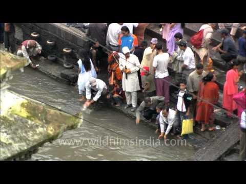 Pashupatinath and the Holy River Bagmati