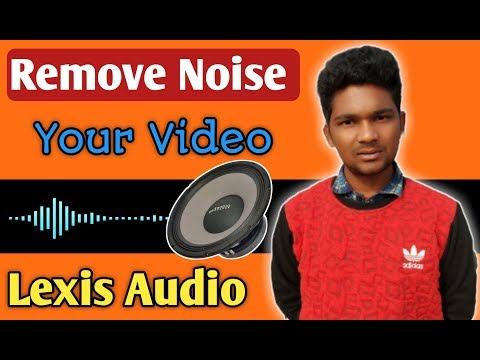 Download thumbnail for Audio Se Background Noise Remove Kare | How