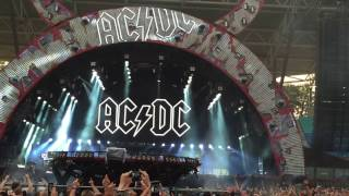 "AC/DC - Back In Black-Leipzig 01.06.2016 (""Rock Or Bust""-Worldtour 2016)"
