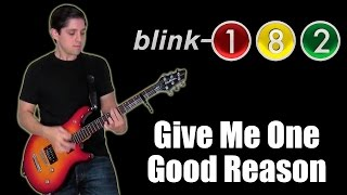 Blink-182 - Give Me One Good Reason (Instrumental)