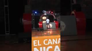 Cristian Sánchez   Final Batalla De Los DJs 2017 Vos TV Canal 14 Nicaragua