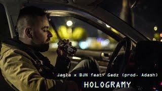 Jagła x BJN feat. Gedz - Hologramy (prod. Adash) TEASER