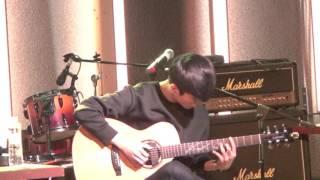 (Mason Williams) Classical Gas - Sungha Jung (live)