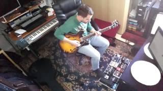 Amazing Grace- with Electro-Harmonix B9 & Freeze