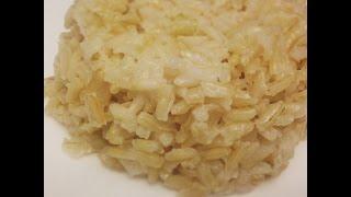 Easy Coconut Rice Recipe ( Vegan, Gluten Free Recipes)