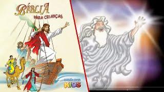 Bíblia para Crianças: A Criação do Mundo (Antigo Testamento)