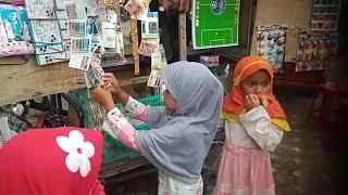 Ust singo dgn kios game pejuang subuhnya  di masjid t.umar ,Banda Aceh