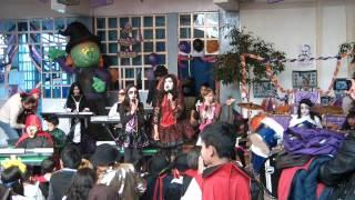 Hello - Martin Solveig ft. Dragonette (school band cover)
