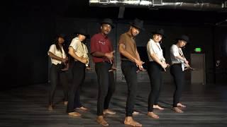 Travis Scott - Mamacita - Choreography by Gordon Watkins & Jordan Ward #TMillyTV