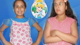 CINDERELA 4 - Uma Nova Cinderela - Disney