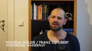 Winterreise: Wasserflut lyrics