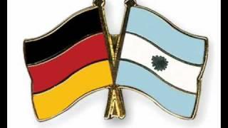 Blumentopf RAPortage WM 2010 (Teil 8): Deutschland : Argentinien