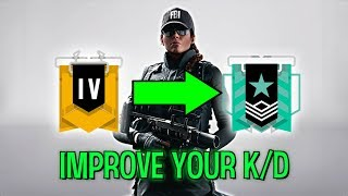 How to INSTANTLY PULL MORE KILLS in Rainbow Six Siege    Improve Your Game