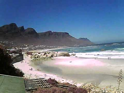 Timelapse Video – Glen Beach & Camps Bay – 03/01/2011