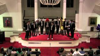 Angel of Mine (Monica/Eternal) - The Amherst College Zumbyes