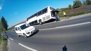 Patárpusztai busz baleset