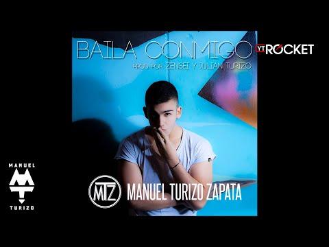 Baila Conmigo de Manuel Turizo Letra y Video