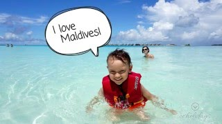 Holidays In Maldives With Kids