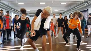 Afro Dance Workshop With Stony SP x L'Baroque | Chop Daily