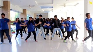 JABRA FAN | The Dance Centre Choreography #DedicatedtoSRKkingkhan width=