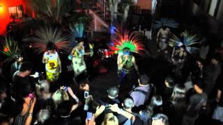 MAYAN RAIN DANCE, LIVE BY DERRICK KNIGHT 2013
