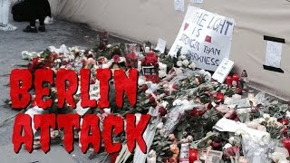 Berlin - The day after the Christmas market attack