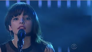 Clearest Blue (The Late Late Show) CHVRCHES Live
