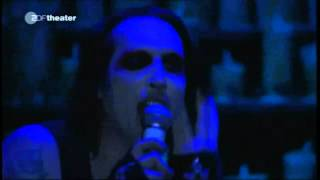Marilyn Manson - Tainted Love LIVE