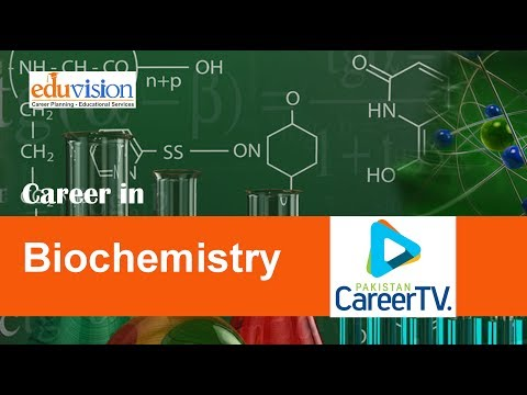 Career in Biochemistry