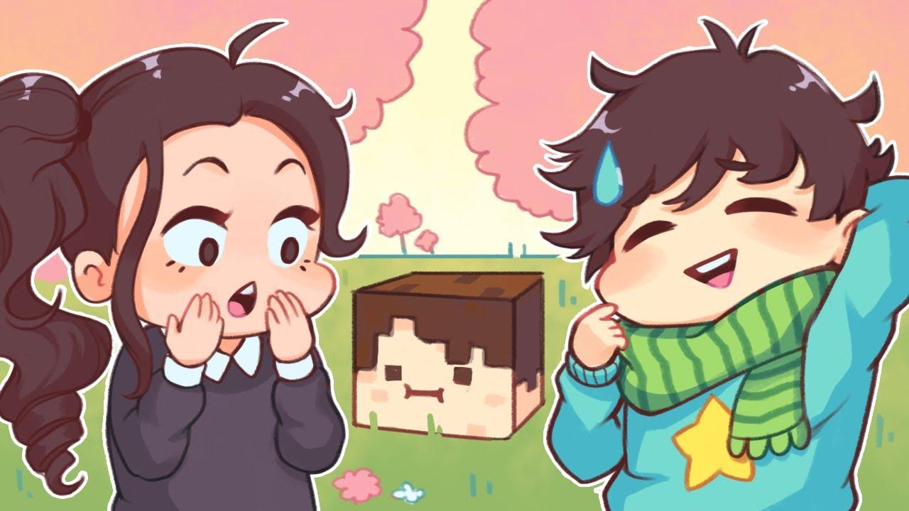 Sykkuno - Is that a mushroom? - Minecraft server tour