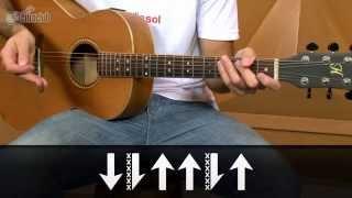 Videoaula A Gente Nem Ficou - Jorge e Mateus (aula de violão completa)