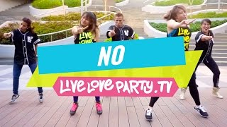 No | Zumba® Fitness | Live Love Party