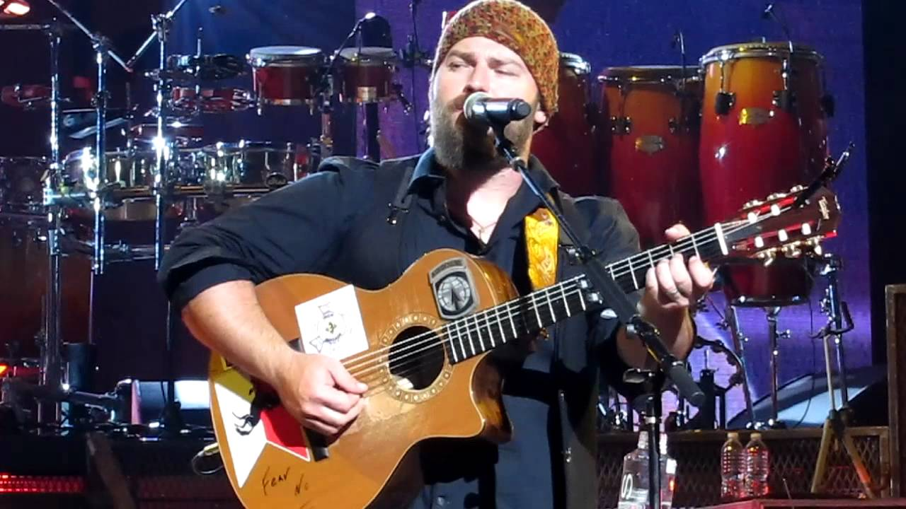 Ticketmaster Zac Brown Band Down The Rabbit Hole Tour 2018 Tickets In White Springs Fl
