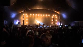 Chet Faker - Talk is cheap //live Open'er 2015