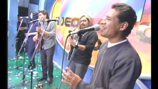 """Waldo le dedica a Nicole """"Cancion del Adiós"""" con Los Nocheros - Videomatch"""