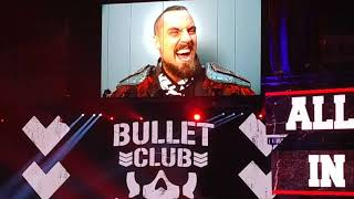 Marty Scurll Entrance at ALL IN! (Featuring Arthur and Trevor from BTE)