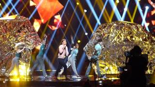 Benjamin Ingrosso-Good Lovin' LIVE.Melodifestivalfinalen i Friends arena 2017