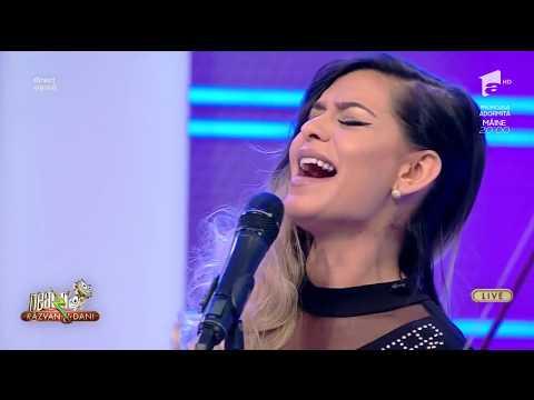 Raluca Răducanu - Love on the brain LIVE