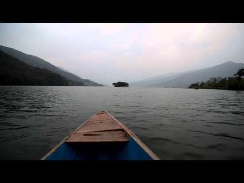 Lake Pewa Nepal