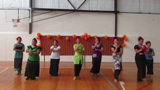 Samoan Dance for CDW 2017