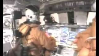 Subtitled Last COCKPIT Tape Shuttle Columbia Accident + Crew Audio