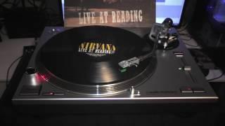 Nirvana Live at Reading 1992 - On a Plain VINYL