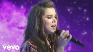 Hailee Steinfeld - Rock Bottom (Live On Good Morning America) ft. DNCE
